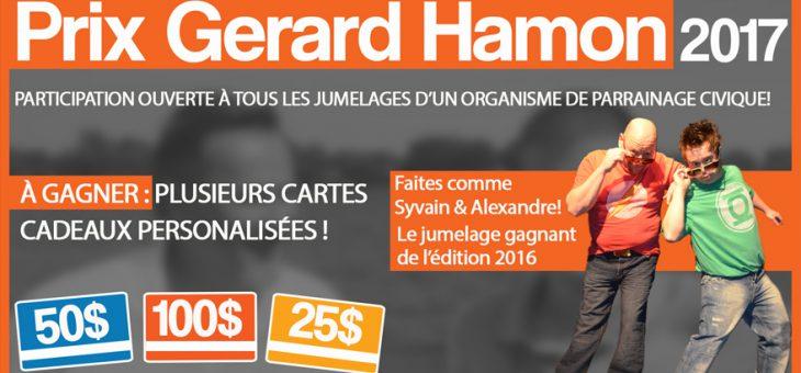 Prix Gerard Hamon